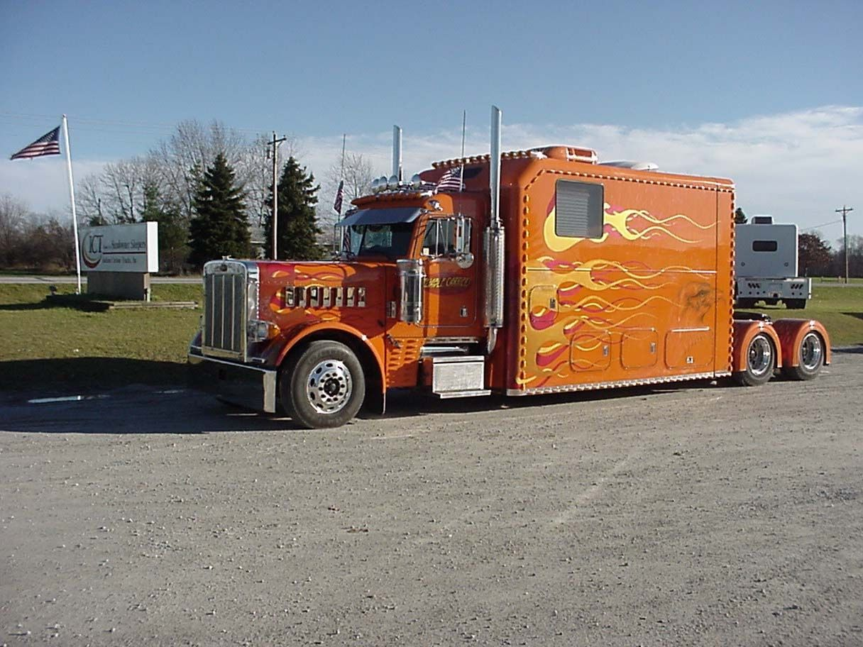 Camions harley davidson etc page 7 - Camion benne americain ...